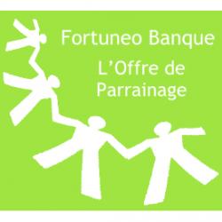 Logo Fortuneo Banque l offre de parrainage