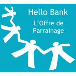 Logo Hello Bank l offre de parrainage